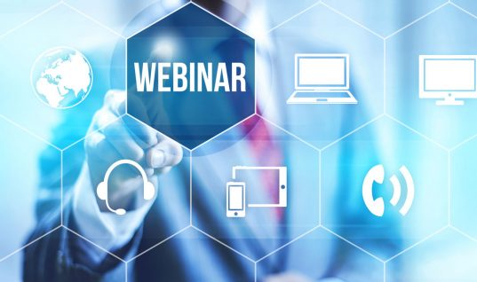 WEBINAR CANCELLATIONS / ADDITIONAL SUPPORT AND GUIDANCE