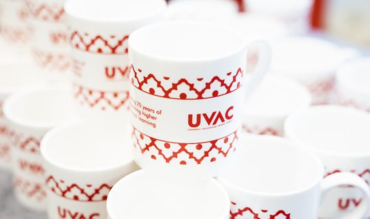 UVAC – Update 23 March 2020