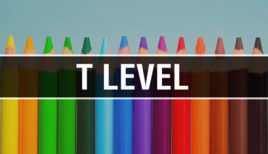 T Levels: Opportunity to advise on qualification content – Invitation