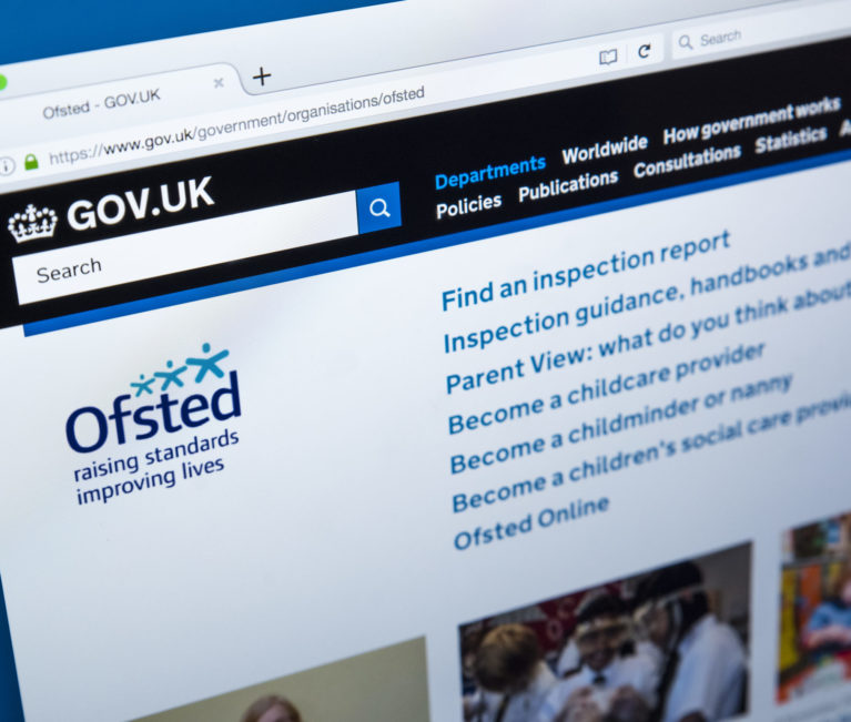 ESFA/OFS/OFSTED Inspection Conference Announced